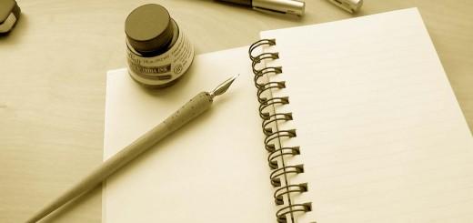 scrivere con l'anima