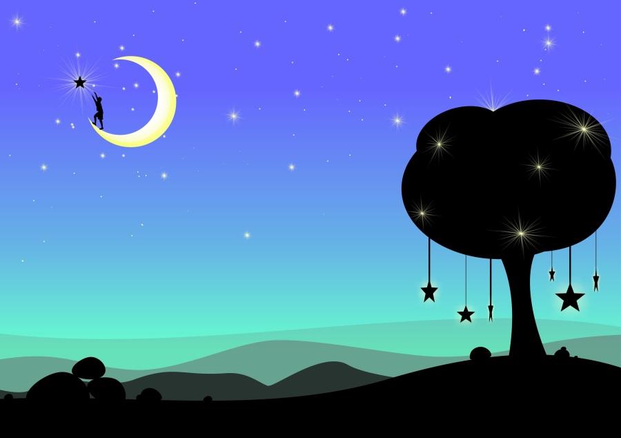 stelle e luna