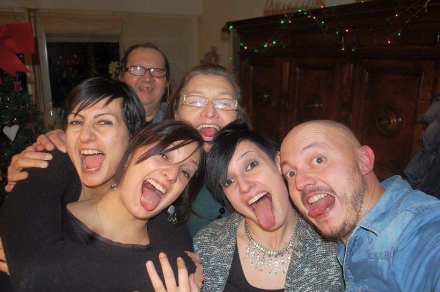 Natale famiglia